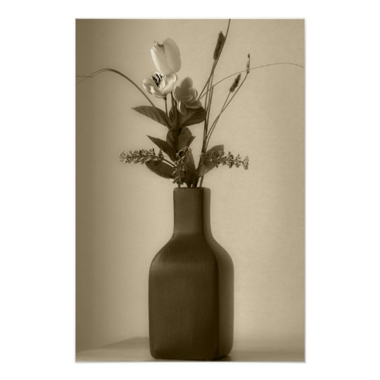 Artificial  Flowers Poster