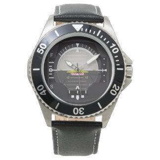 artificial horizon watch