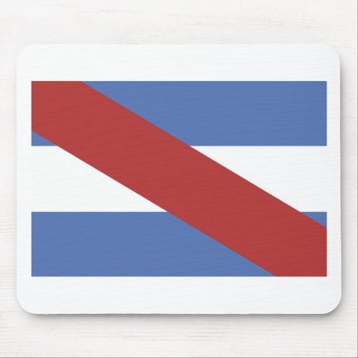 Artigas Flag (Uruguay) Mouse Pads