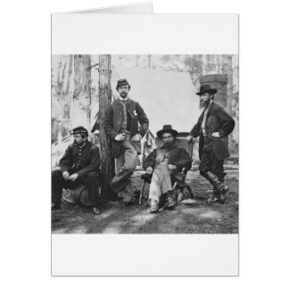 Artillery Brigade, 3rd Corps at Brandy Station Greeting Card