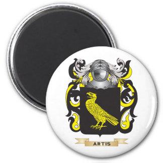 Artis Coat of Arms Family Crest Fridge Magnets