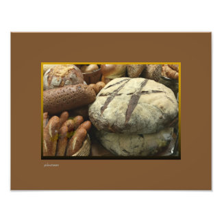 Artisan Bread Photograph