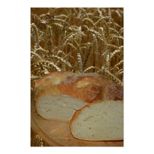 Artisan Bread Print
