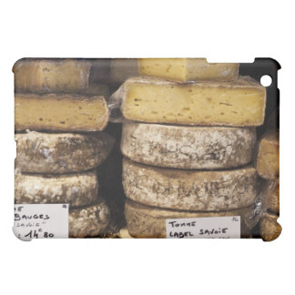 artisan regional french cheeses cover for the iPad mini