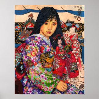 """""""Artisans: Dollmaker"""" poster"""