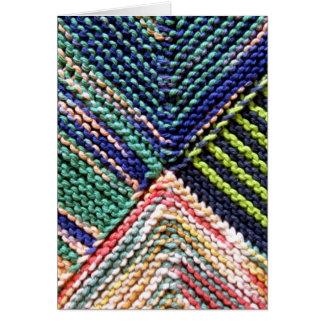 Artisanware Knit Card