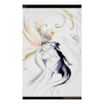 Artist as Goddess Posters