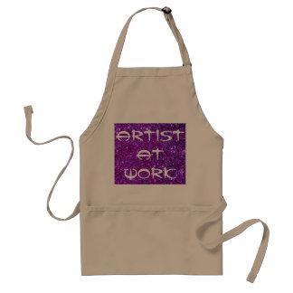 Artist At Work Apron 8 Painting Creating Art Craft