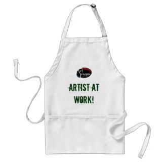 Artist At Work Art Apron