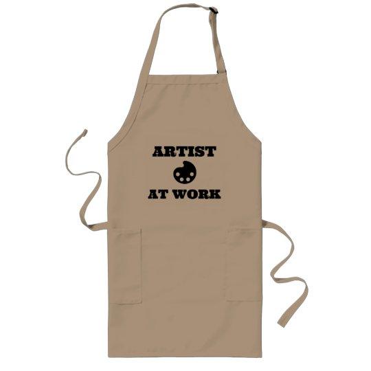 Artist At Work Artist Apron