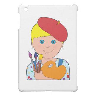 Artist Child Boy Case For The iPad Mini