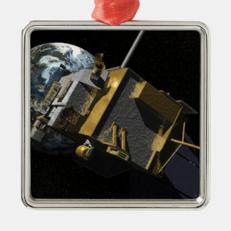 Artist Concept of the Lunar Reconnaissance Orbi 2 Christmas Ornament