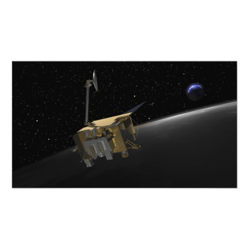 Artist Concept of the Lunar Reconnaissance Orbi 2 Photographic Print