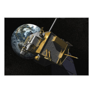 Artist Concept of the Lunar Reconnaissance Orbi 3 Photo Print