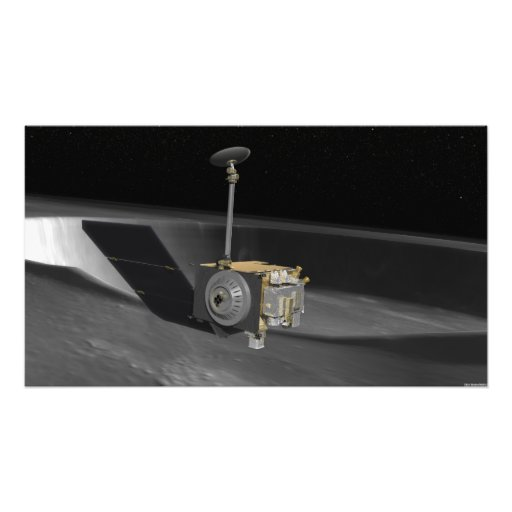 Artist Concept of the Lunar Reconnaissance Orbi Photo