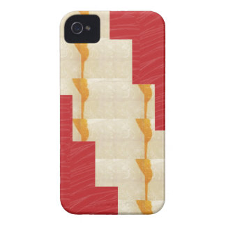 ARTIST created SILKY Color Pallet n Crystal Tiles iPhone 4 Case-Mate Case