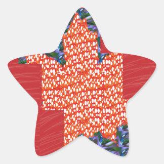 ARTIST created SILKY Color Pallet n FLOWER PATCH Star Sticker
