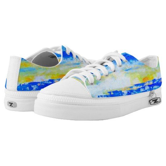 Artist Designed Unisex Summer Beach Sneakers