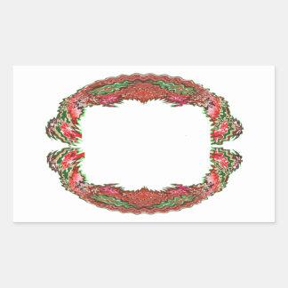 Artist for BORDERS - Wedding Event Planner Gifts Rectangular Sticker