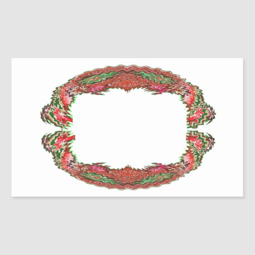 Artist for BORDERS - Wedding Event Planner Gifts Rectangle Stickers