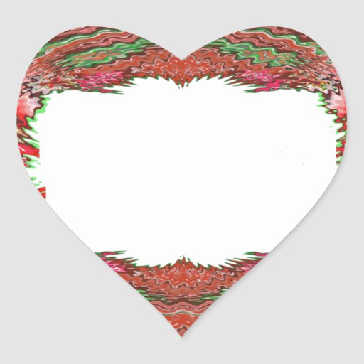 Artist for BORDERS - Wedding Event Planner Gifts Heart Stickers