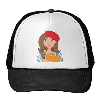 Artist Mesh Hats
