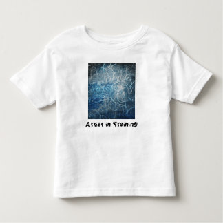 Artist in Training! Scribble and Doodle Art Toddler T-Shirt
