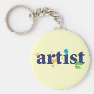 Artist Key Chain