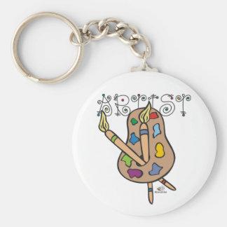Artist Keychain