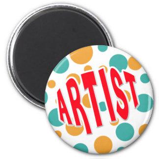Artist Magnet