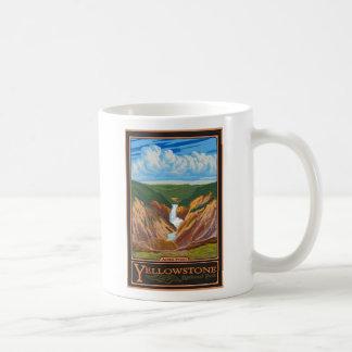 Artist Point - Yellowstone Nat'l Park Coffee Mugs