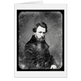 Artist Rembrandt Lockwood Daguerreotype 1851 Card