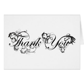 Artist Rendered Thank You Cards