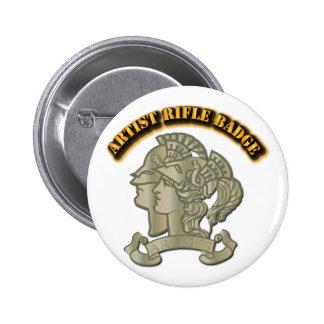 Artist Rifle Badge
