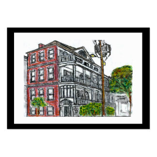 Artist Trading Cards Charleston SC ATC Pack Of Chubby Business Cards