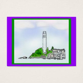 Artist Trading Cards Telegraph Hill Art 2010 ATC