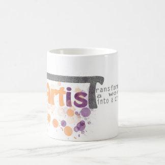Artist typography Mug