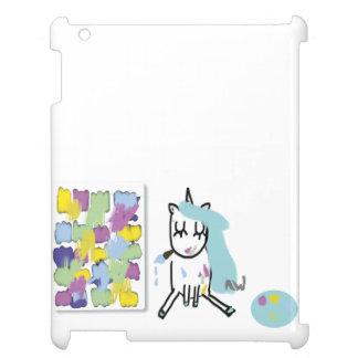 Artist unicorn - iPad covering Case For The iPad 2 3 4