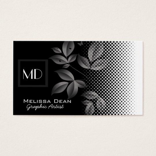 Artist Writer Business Card Template