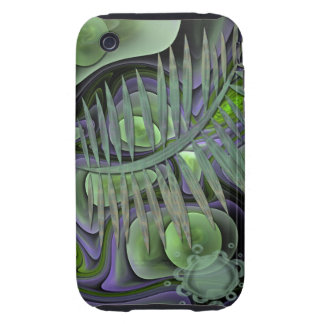 Artistic abstract Phone 3G/3GS Case-Mate Tough iPhone 3 Tough Cover