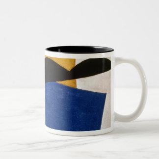 Artistic Architectonics, 1916 Two-Tone Mug