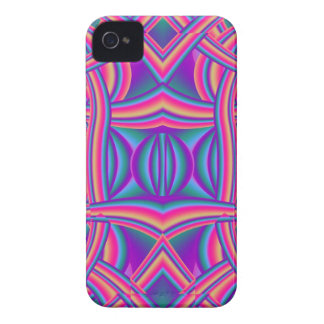 Artistic Celtic knot variation iPhone 4 Case-Mate Cases