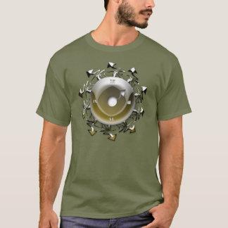 Artistic Clock T-Shirt