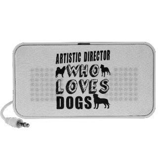 artistic director Who Loves Dogs Speaker System