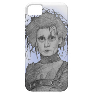 artistic drawing edward shears hands iPhone 5 case