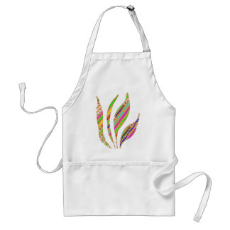 Artistic FIRE FLAME Keep spiritual energy flowing Standard Apron