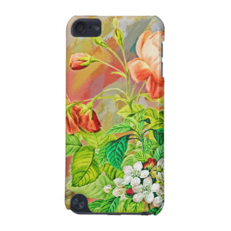 Artistic Floral Painting iPod Touch (5th Generation) Case