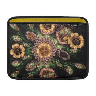 Artistic Flower-field Macbook Air sleeve