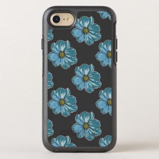 Artistic Flower Pattern OtterBox Symmetry iPhone 8/7 Case
