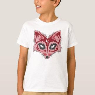 Artistic Fox (red) T-Shirt